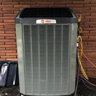Trane HVAC System Replacement