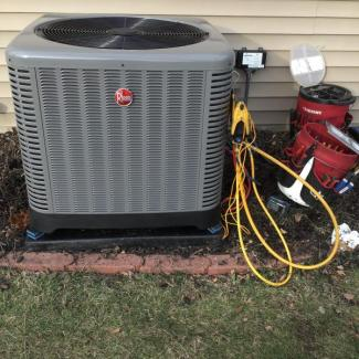 Rheem System Upgrade