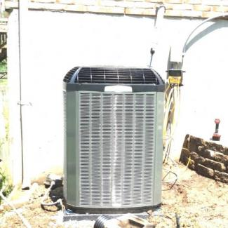Upgrade To Trane HVAC System