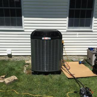 Marysville Furnace/AC Install