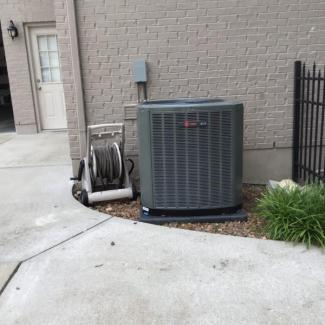 Trane A/C Replacement