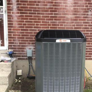Trane HVAC System Upgrade