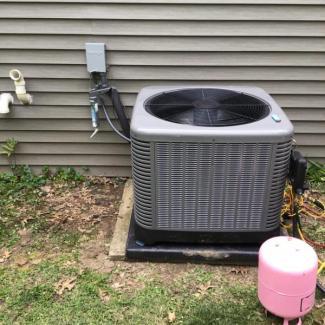 Rheem HVAC System Install
