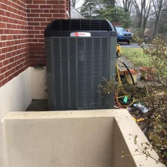 Trane AC & Furnace Replacement