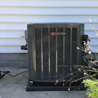 New Heating & Cooling Install