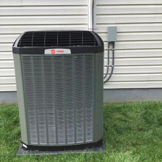 HVAC Replacement Due To Age