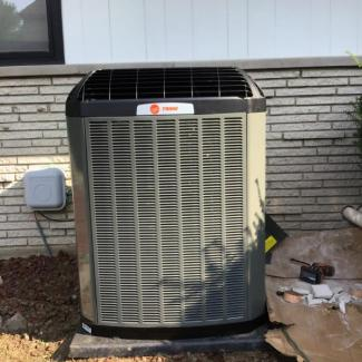 Upper Arlington HVAC Install