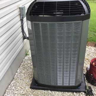Trane HVAC System Upgrade