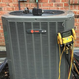 Trane AC & Furnace Replacement