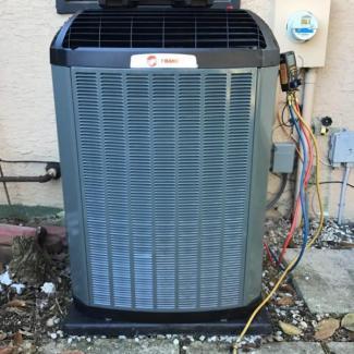 Worthington HVAC Install