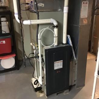 Blue Ash Trane HVAC System