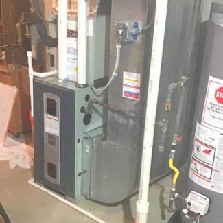 HVAC Upgrade To Trane System