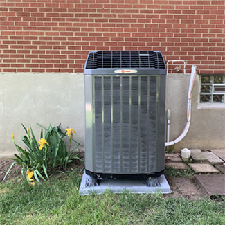 Nicole F from Cincinnati Heat Pump & Air Handler Installation