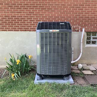Nicole F from Cincinnati Heat Pump & Air Handler Installation