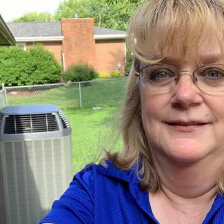 Pam from Franklin A/C & Furnace Installation
