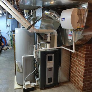 Furnace & A/C Installation in Dayton