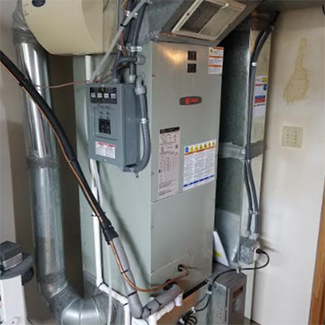 Vicki from Grove City Heat Pump Installation