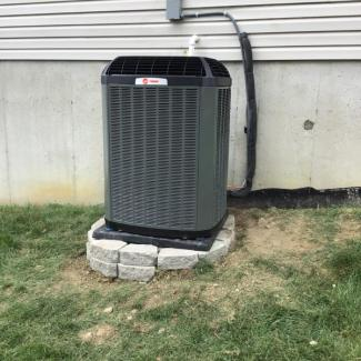 Trane A/C & Heat Upgrade