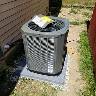 Anna from Columbus New Air Conditioner