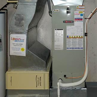 Douglas Troy Heat Pump & Air Handler Replacement
