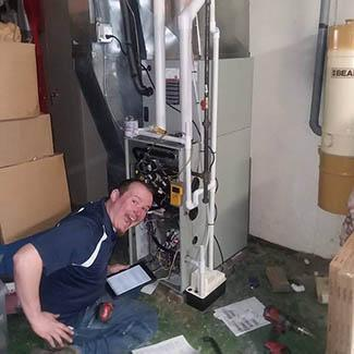 Gordo from Cincinnati HVAC Installation