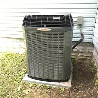 Grace Dayton New A/C & Furnace
