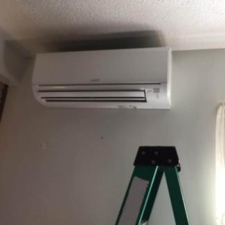mitsubishi mini split in huber heights oh, ductless systems in huber heights oh