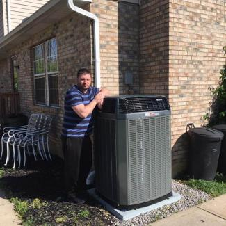 new high efficiency furnace and air conditioner in cincinnati oh, new hvac in cincinnati oh