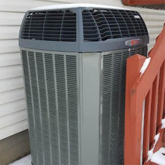 Jim from Grove City Heat Pump Installation