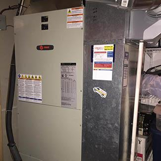 Joan Harrison Heat Pump & Air Handler Replacement
