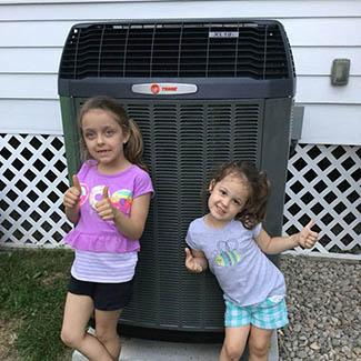 Jodie Mason New A/C & Furnace