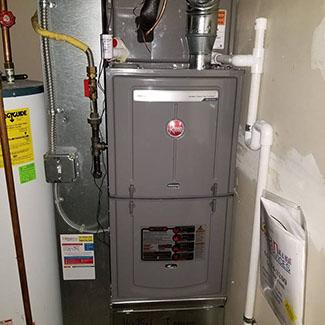 Kevin from Grove City Heating & Cooling Installation