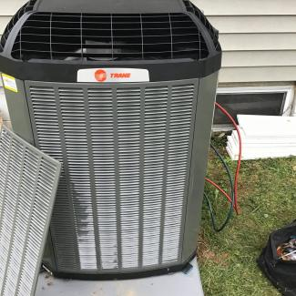 Heating/Cooling System Upgrade