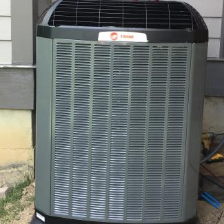 New Home HVAC Replacement