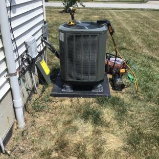 HVAC System Upgrade
