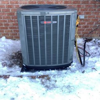 Trane HVAC Upgrade
