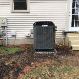 Hme Heating/Cooling Install