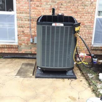 Fairborn Heat Pump Install