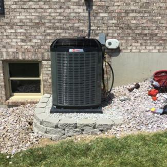 Trane HVAC Unit Replacement