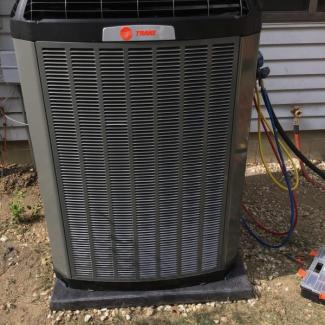 Upgrade To Trane HVAC System