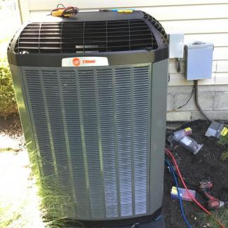Upgrade To Trane System