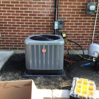 Rheem Furnace/ A/C Replacement