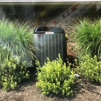 Trane Unit HVAC Upgrade