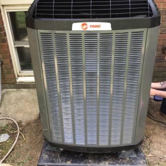 Mason Heat Pump Replacement