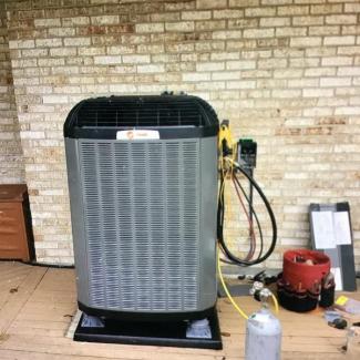 Trane Heat Pump Replacement