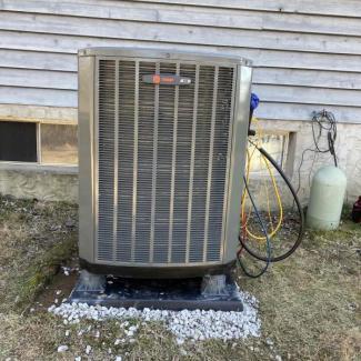 Milford HVAC Install Upgrade