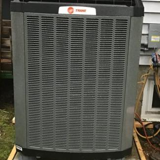 Trane Heat Pump Upgrade