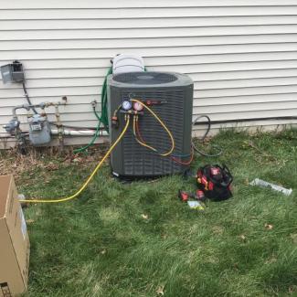 Monroe HVAC Upgrade