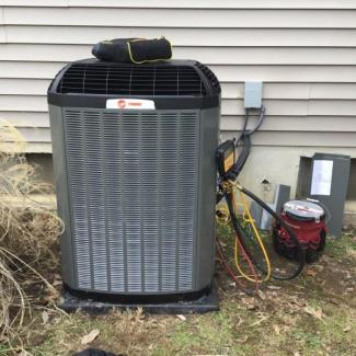 Trane System Replacement