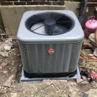 Rheem HVAC System Upgrade
